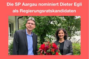 SP Regierungsratswahlen
