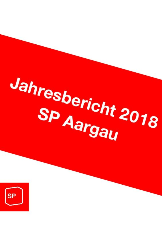 Jahresbericht 2018